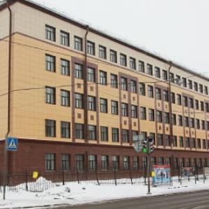 3- مستشفى العيادات الشاملة Clinical Hospital
