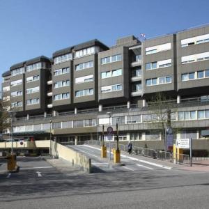 4- مستشفى الأكاديمية في بونديس فير برلين Das Akademische Krankenhaus in der Bundesmesse, Berlin
