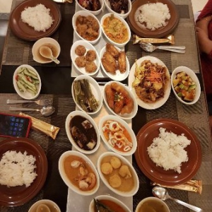 The Rice Table Restaurant
