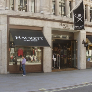 top 5  men's clothing stores in london