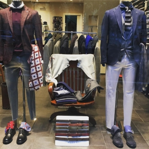 top 5 men's clothing stores in napoli
