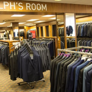 top 5 men's clothing stores in liverpool
