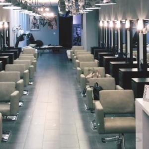 Valentino and Jet Hair Salon