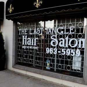 Last Tangle In Washington Salon