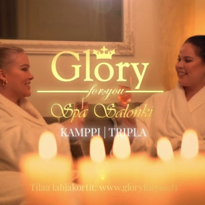 Glory for You Spa Salonki Kamppi