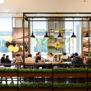 THE COFFEE CLUB - Chatrium Sathorn