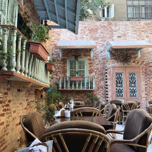 Oldish Restaurant and Cafe
